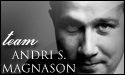 Team Andri Snaær Magnason