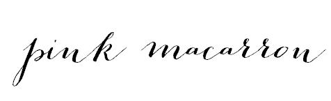 Pink Macarron