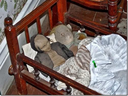 Permalink to 10 Boneka Hantu Paling Menyeramkan