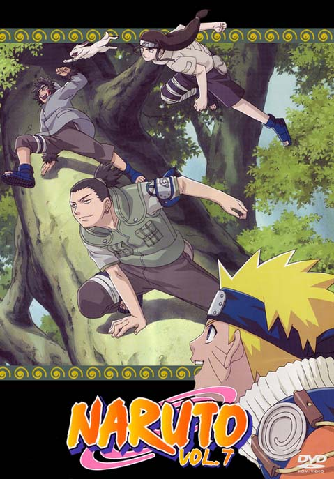 Naruto Clássico 7ª Temporada Torrent - BluRay 720p Dual Áudio