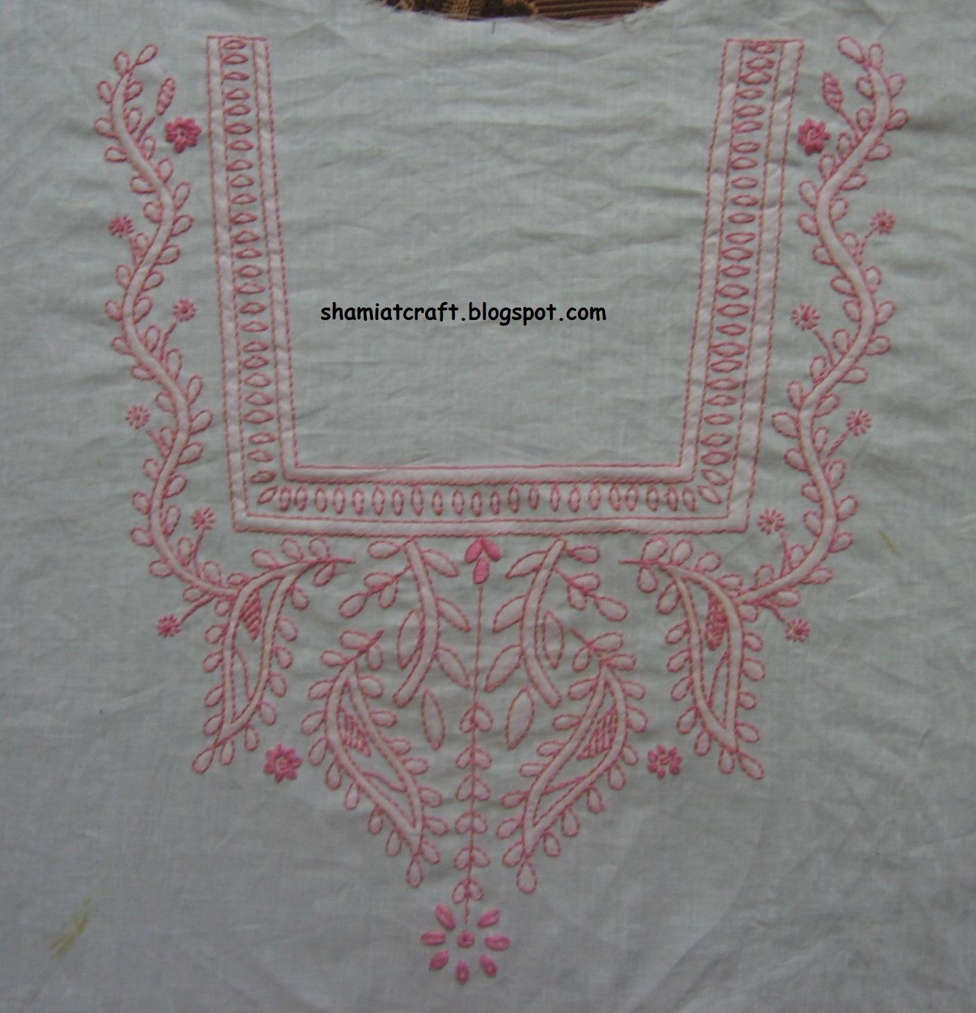 Motifs Of Chikankari Embroidery | Makaroka.com