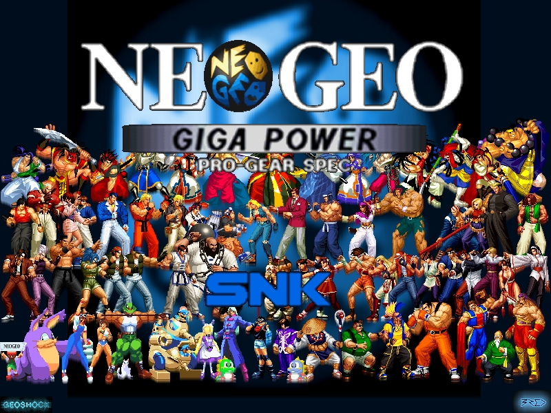 neo geo for android