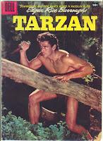 TARZAN E OS CAÇADORES - 1958