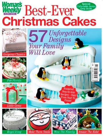 Christmas Cakes 2013