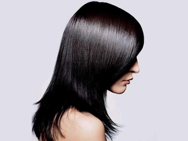 rambut lurus alami dengan menggunakan bahan bahan alami dari alam