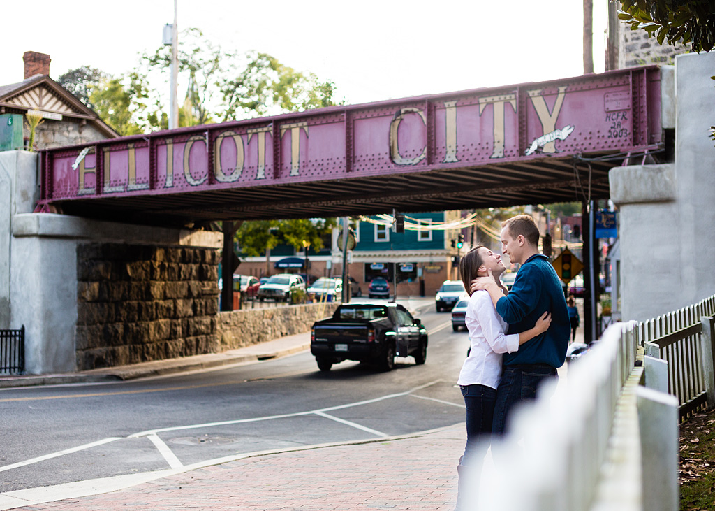 Ellicott City Engagement Photographer