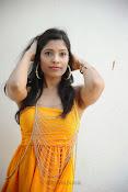 actress pragathi hot photos in yellow-thumbnail-14
