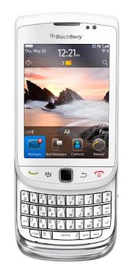 harga BlackBerry Torch 9800 spesifikasi