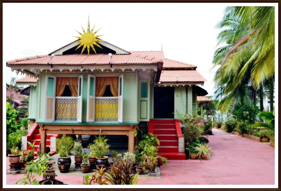 Rumah Warisan Ibrahim Hashim Villa Sentosa Kg. Morten