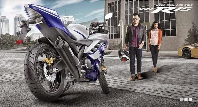 Konsumsi BBM Yamaha R15 Tembus 60kpl!