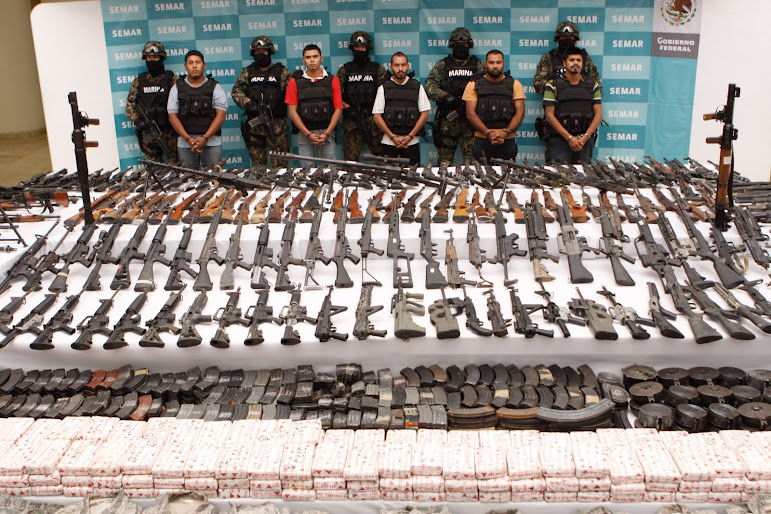 Mexican Drug Cartel Los Zetas