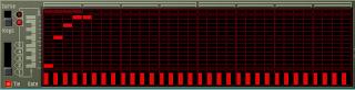Matrix pattern Boogie-Woogie