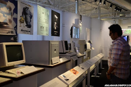 Komputer Tertua & Apple Pertama di Dunia Ada di Museum Ini