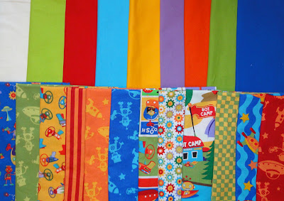 block exchange 8, fabrics