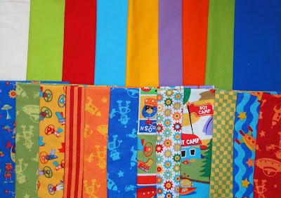 block exchange 8, fabrics