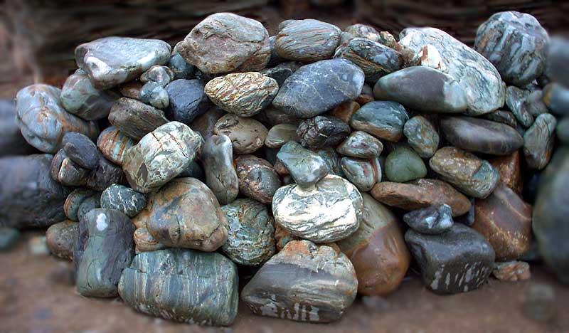 Фото узоры из камней