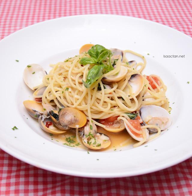 Spaghetti Vongole - RM26