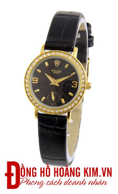 Đồng hồ nữ đính đá Rolex