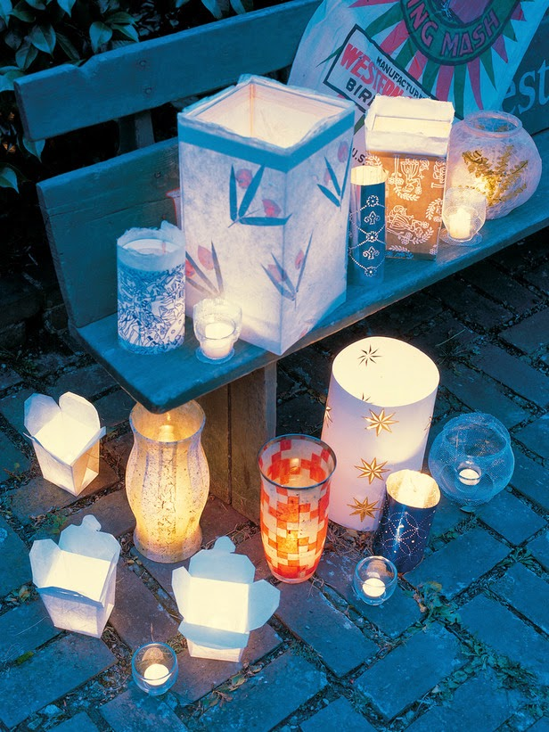 candles light for the garden | Outdoor Accessories