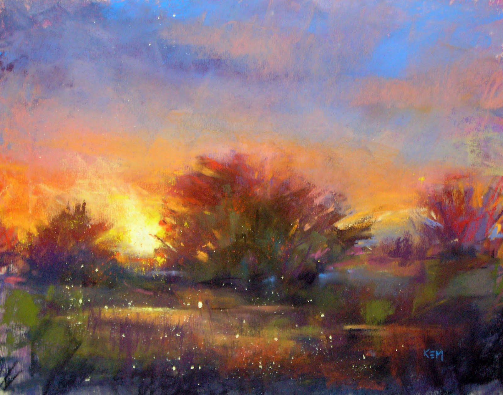 Karen Margulis Artist Paintings