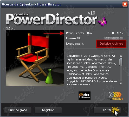 descargar cyberlink powerdirector 10 full espanol