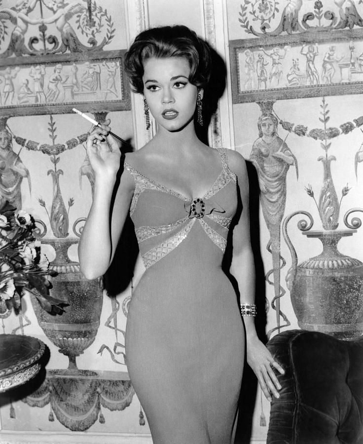 Kaylin Fitzpatrick 1960 S Bombshell Jane Fonda