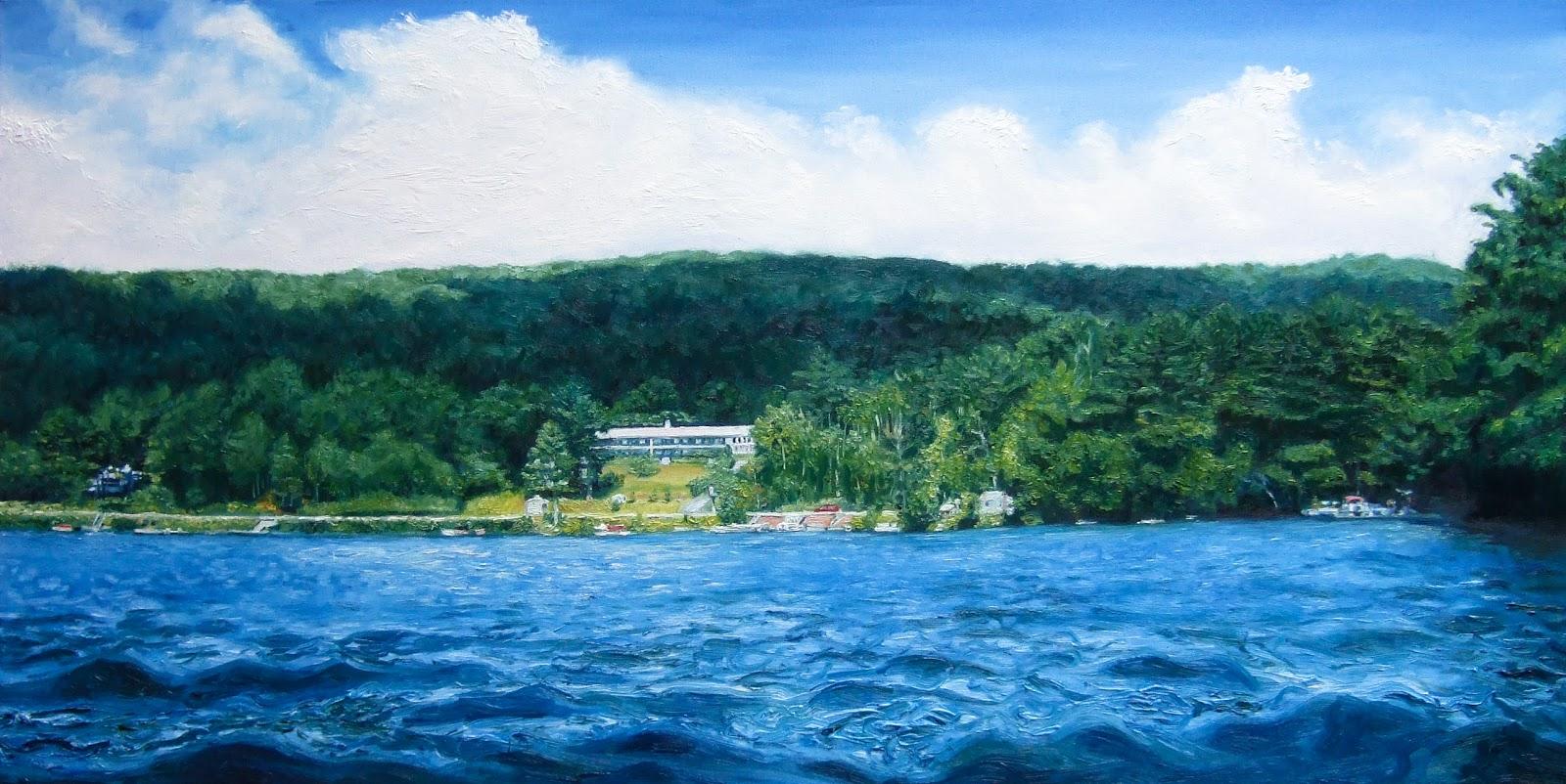 Queechy lake