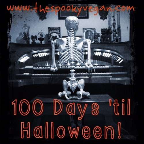 weve only got 100 days to celebrate the best time of year so i say start now of course ill be sharing all my fiendish halloween finds with you