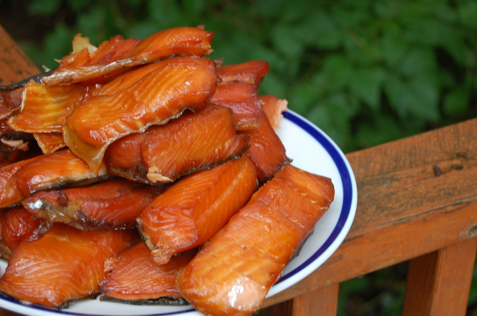 Frying Pans And Snow Boots Smoked Salmon