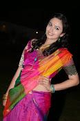 Malavika nair photos in half saree-thumbnail-9