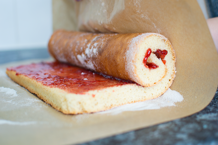 RECIPE: SWISS ROLL