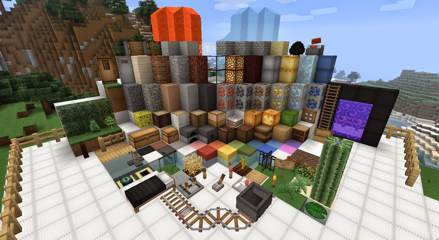 Soartex Fanver Texture Pack para Minecraft 1.7.2, Soartex Fanver, Soartex Fanver Texture Pack