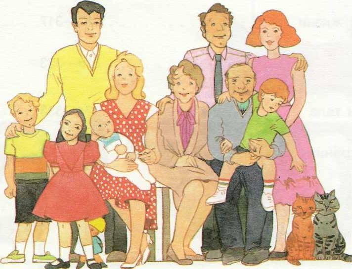Альбом Я и моя семья Первые пять лет девочка