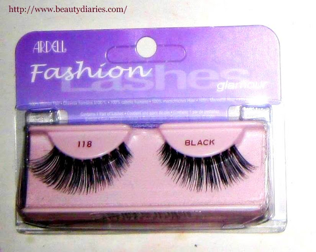 Ardell Fashion Eyelashes 118