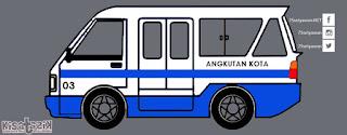 Trayek dan Info Angkot 03 di Tasikmalaya | Kisatasik