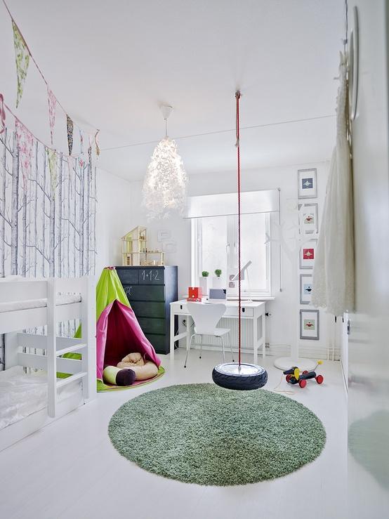 The nordic mood: inspiration til børneværelset