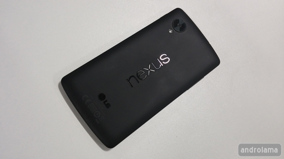 nexus 5 android cihazı