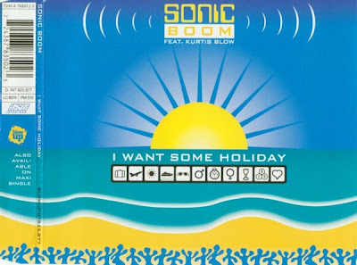 Sonic Boom feat. Kurtis Blow – I Want Some Holiday (CDM) (1995) (256 kbps)
