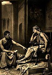 Alexandre, o Grande. Música na aula