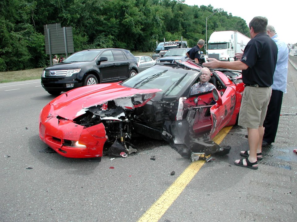 You Thought You Were Having A Bad Day Corvetteforum