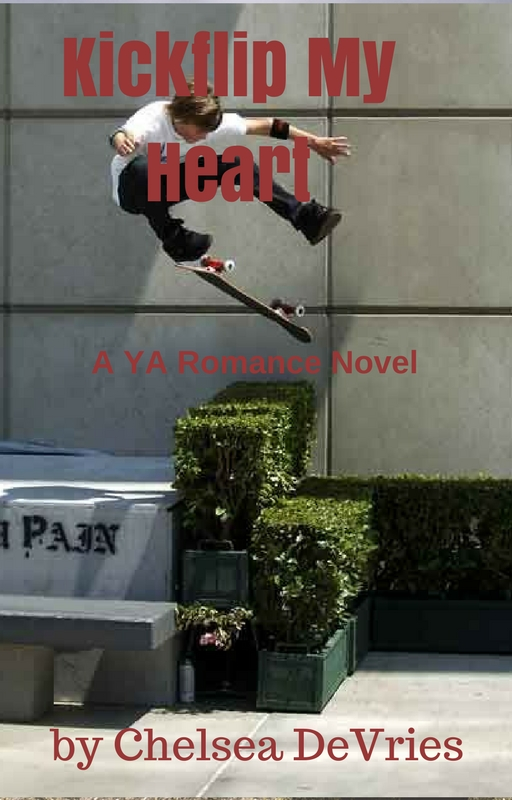 SIGN UP To Beta Read Kickflip My Heart