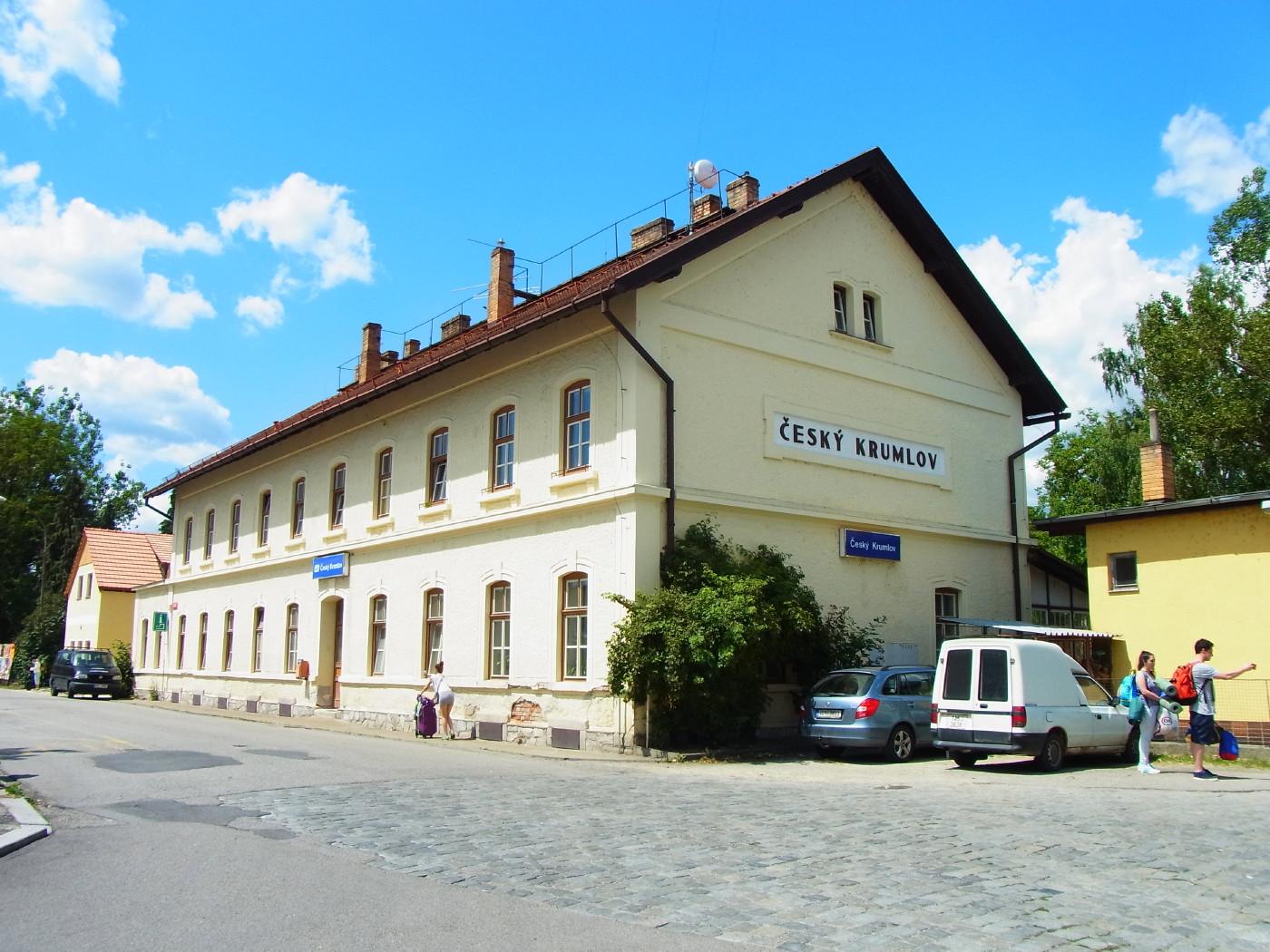 古い建物と街並みをもとめて: チェスキー・クルムロフの風景 古い建物と... 古い建物と街並みを
