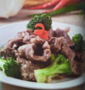 Resep Daging Tumis Brokoli