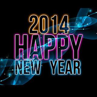 Display Picture BBM (DP BBM) Ucapan Tahun Baru 2014