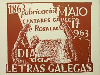 """Pulsa en la imagen para noticias relacionadas con el """"día das letras galegas"""""""