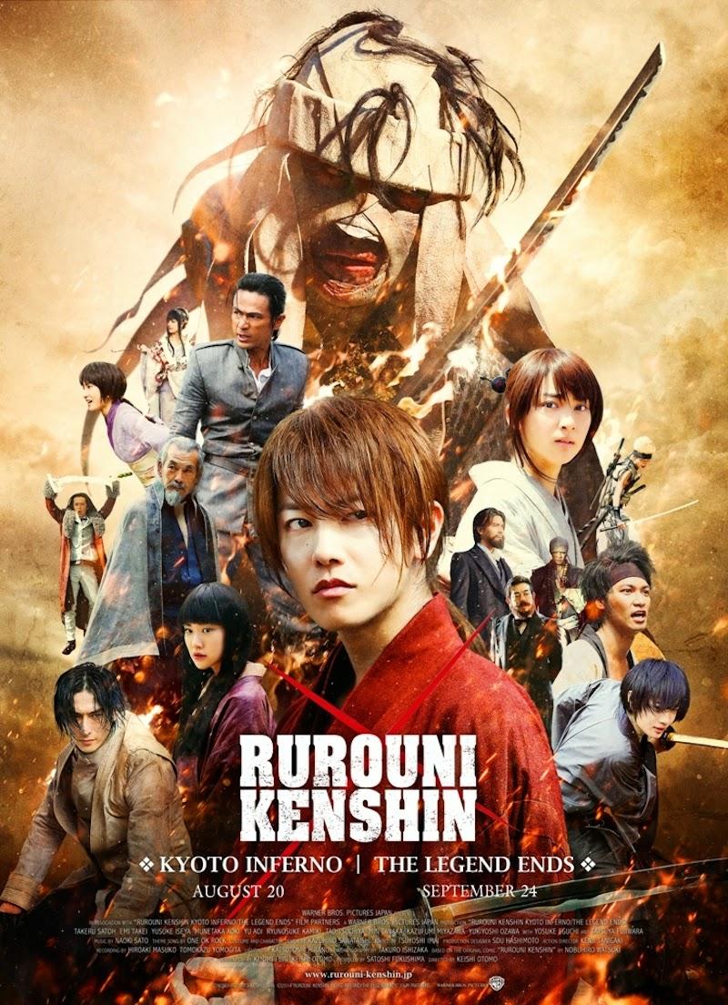 RUROUNI KENSHIN: THE LEGEND ENDS BluRay 720p RETAiL