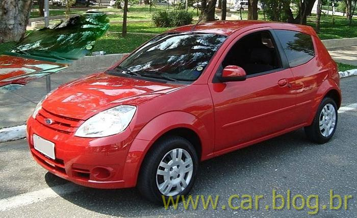 teste do ford ka 2009 1 6 com fotos consumo pre o e ficha t cnica car blog br. Black Bedroom Furniture Sets. Home Design Ideas