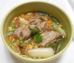 Resep Sop Ayam Bening