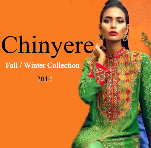 Chinyere Winter Collection 2014/2015