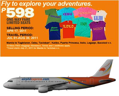 Cebu Pacific, AirPhil Express & Zest Air Weekend Sale | Everything In ...